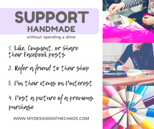 Support Small Business My Designs In The Chaos Small