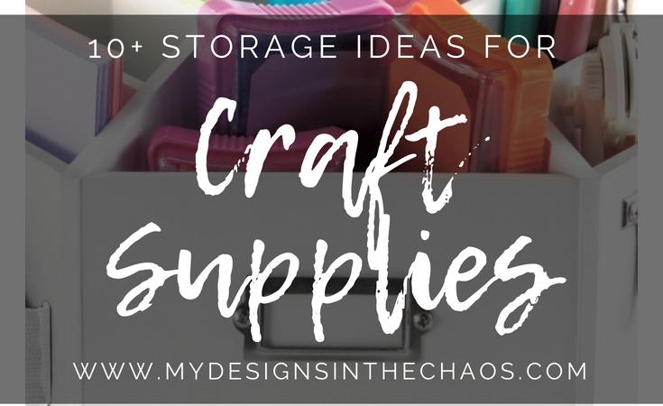 Craft Storage Solutions on Amazon