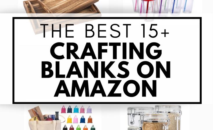 Craft Blanks on Amazon