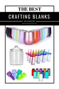 Craft Blanks