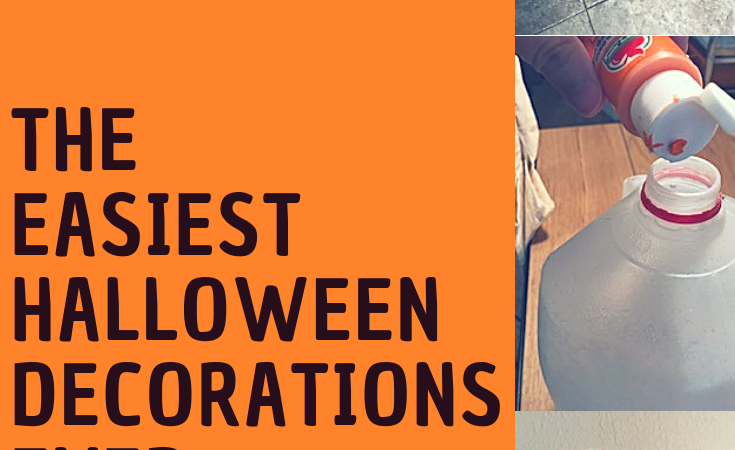 Easy Halloween Pumpkin DIY