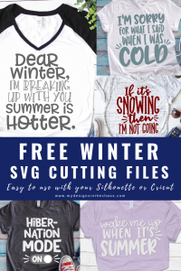 Free Funny Winter Svg Files My Designs In The Chaos Thank you for your letter. free funny winter svg files my