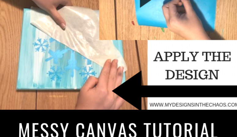 Messy Canvas Tutorial