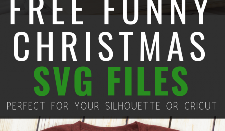 Free Funny Christmas SVG Designs