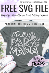 Free Fur Mama Svg Cutting Files My Designs In The Chaos