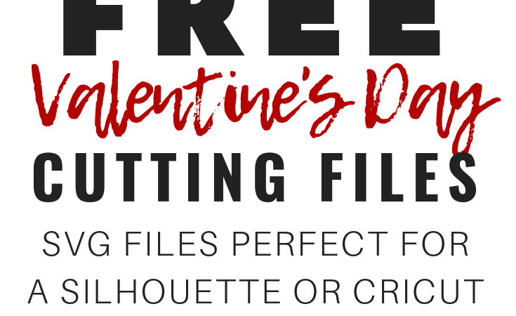Free Valentine's SVG Files